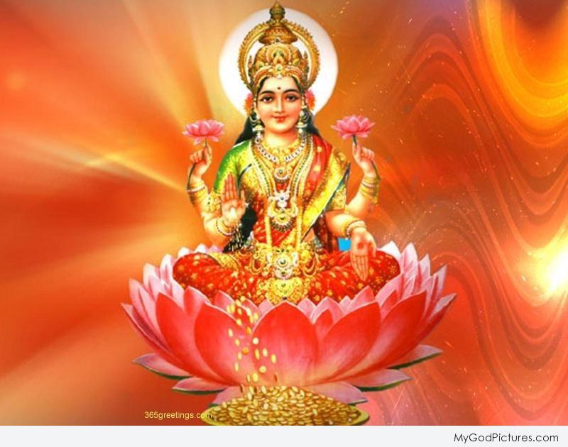 Mata Lakshmi Ji God Pictures
