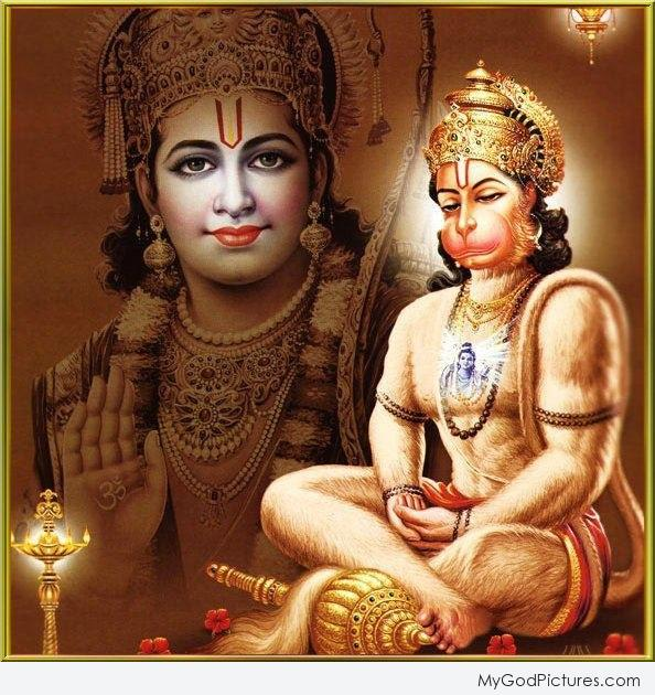 beautiful and unique picture of lord hanuman god pictures