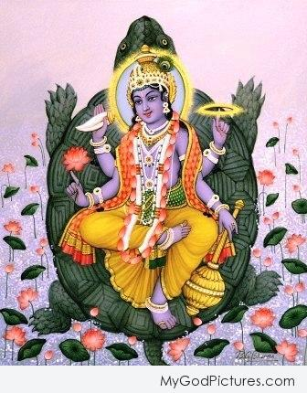 Bhagwan Kurma Ji