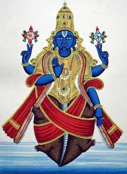 Lord Kurma Ji
