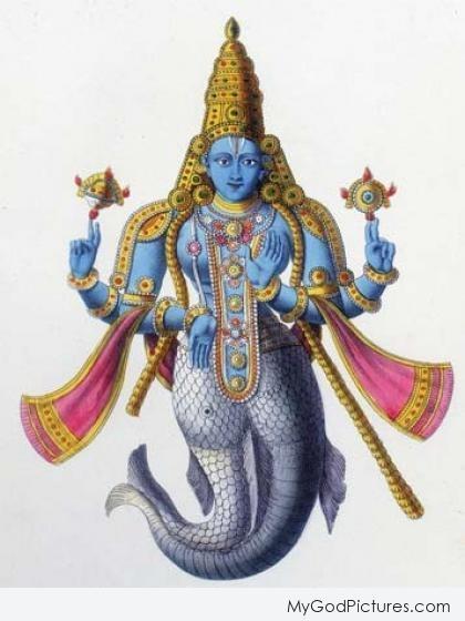 Jai Shree Matsya Ji