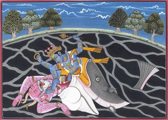 Lord Matsya Ji