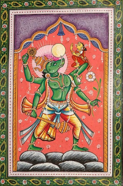 Bhagwan Varaha Ji