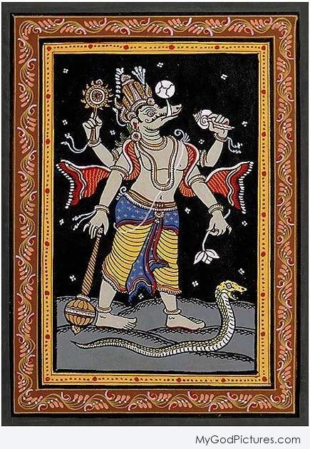 Lord Varaha Ji