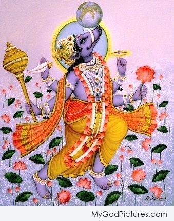 God Varaha Ji