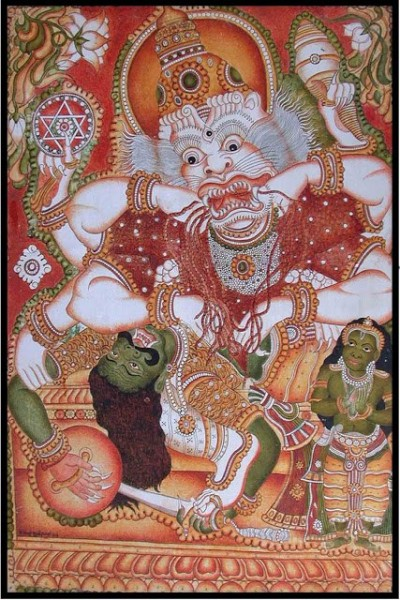 Lord Narasimha Photo