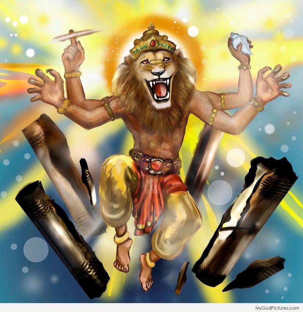 Lord Narasimha Ji