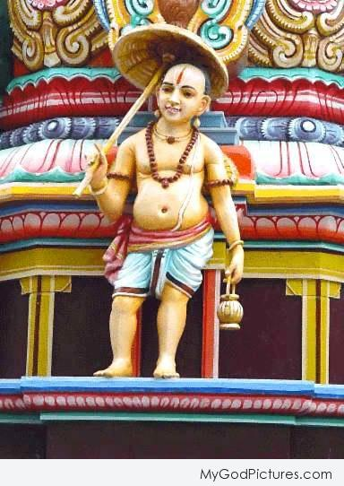 Statue Of God Vamana Ji