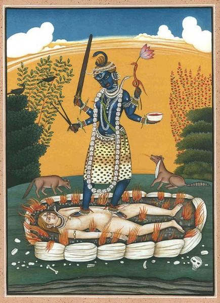 Nila Saraswati Ji