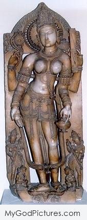 Nila Saraswati Maa
