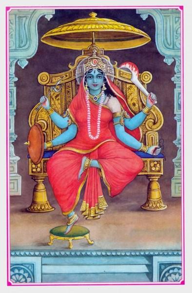 Jai Maa Nila Saraswati Ji