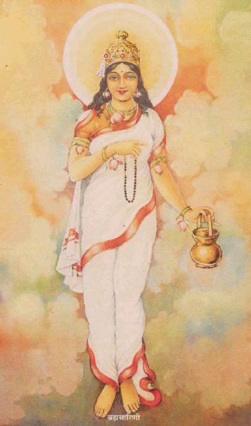 Jai Maa Brahmancharini Ji – Maa Durga Second Avatar