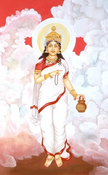Mata Brahmancharini Ji – Maa Durga Second Avatar