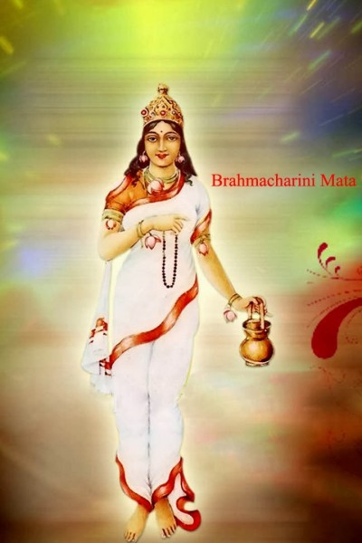 Hindu Goddess Brahmancharini Ji – Maa Durga Second Avatar