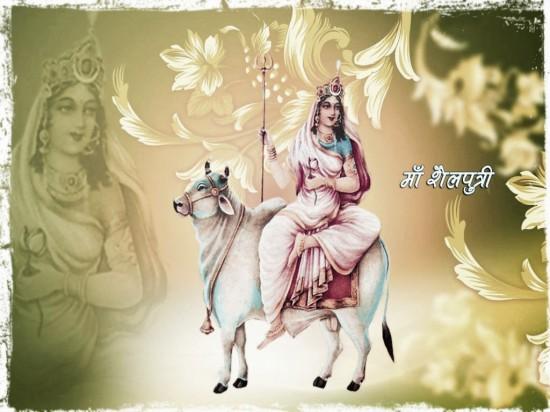Maa Shailputri Ji – Maa Durga First Avatar