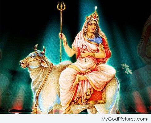 Mata Shailputri Ji – Maa Durga First Avatar