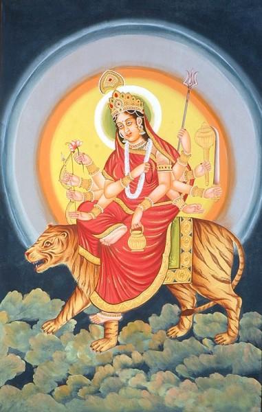 Goddess Chandraghanta Ji – Maa Durga Third Avatar