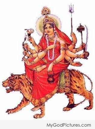 Devi Chandraghanta Ji –