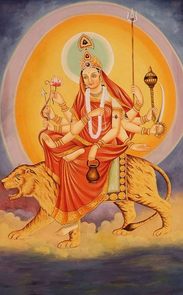 Chandraghanta Maa – Maa Durga Third Avatar
