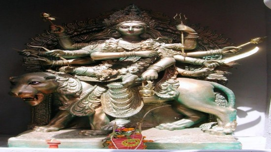 Statue Of Goddess Chandraghanta Ji – Maa Durga Third Avatar