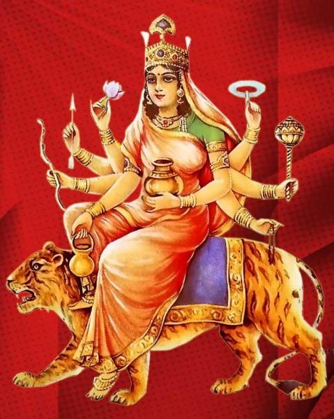 Goddess Kushmanda Ji – Maa Durga Fourth Avatar
