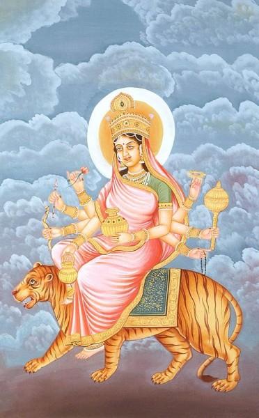 Mata Kushmanda Ji – Maa Durga Fourth Avatar