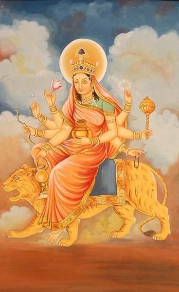 Jai Ho Maa Kushmanda  Ji – Maa Durga Fourth Avatar