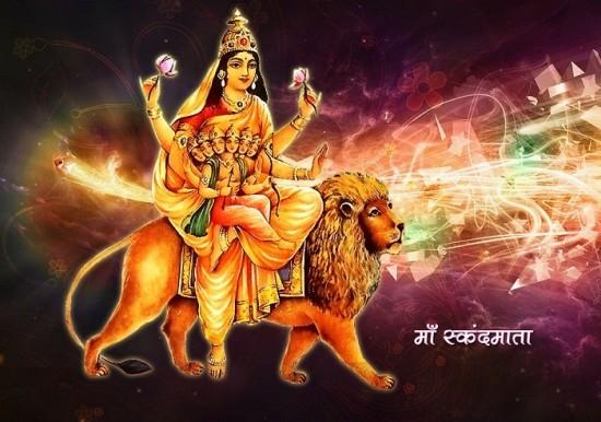 Skandmata Maa – Maa Durga Fifth Avatar