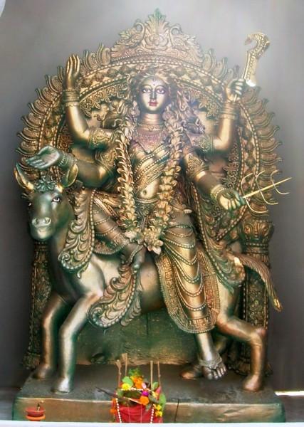 Statue Of Goddess Kalratri – Maa Durga Seventh Avatar