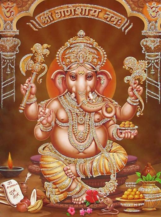 OM Sri Ganeshaya Namah
