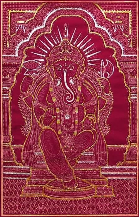 Indian Lord Ganesha