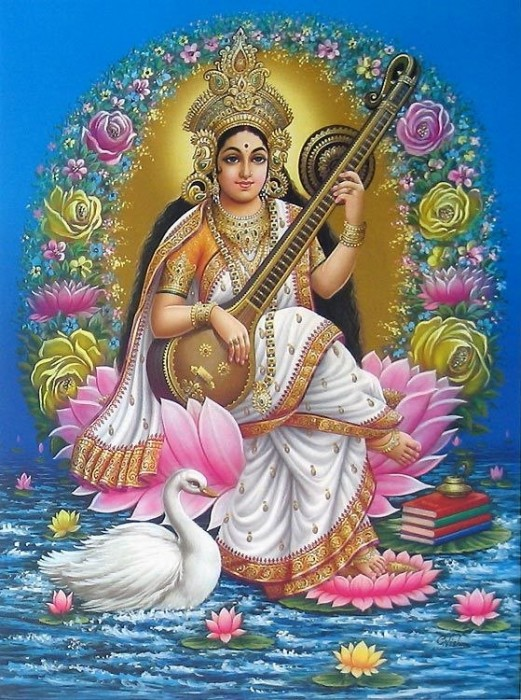 Saraswati – Goddess of Knowledge