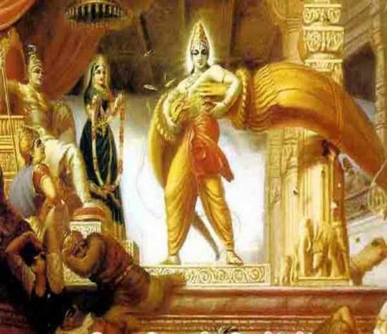 Avtar Of Vishnu Ji -Shri Yagya Devta