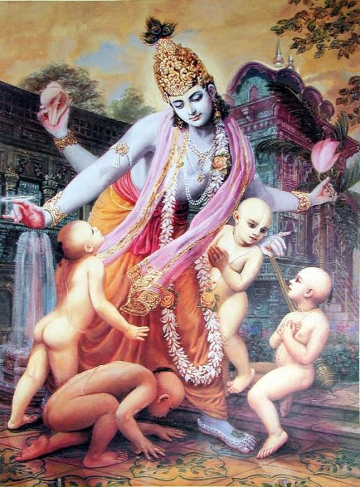 Avtar Of Vishnu - Sankadi Ji