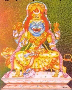 Avtar Of shiv Ji Lord Sharabha Ji
