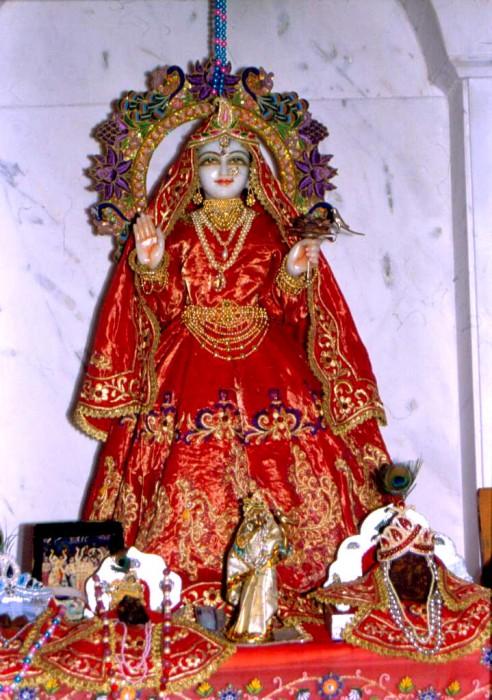Avtar of Lakshami ji -goddess Tulasi Ji