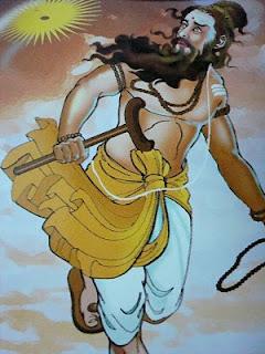 Avtar of Shiva Ji Rishi Durvasa Ji