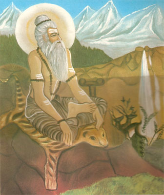 Lord Maha Rishi Durvasa Ji
