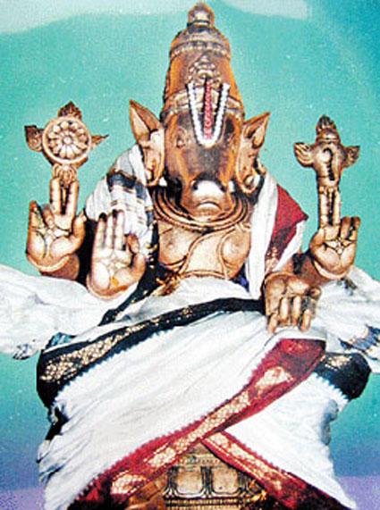 Lord Of Hindus Hayagreeva Ji