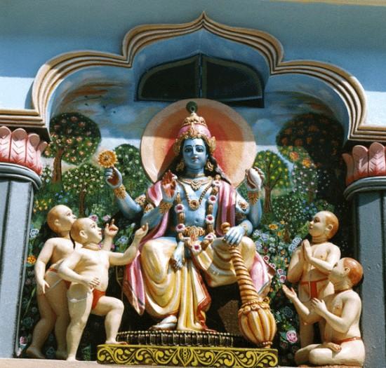 Lord Of Vishnu Sankadi Bhagwan
