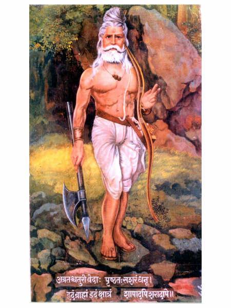 Lord Parshuram Ji Avtar Of Vishnu Ji