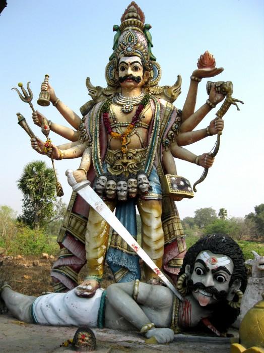Lord Veera Bhadra