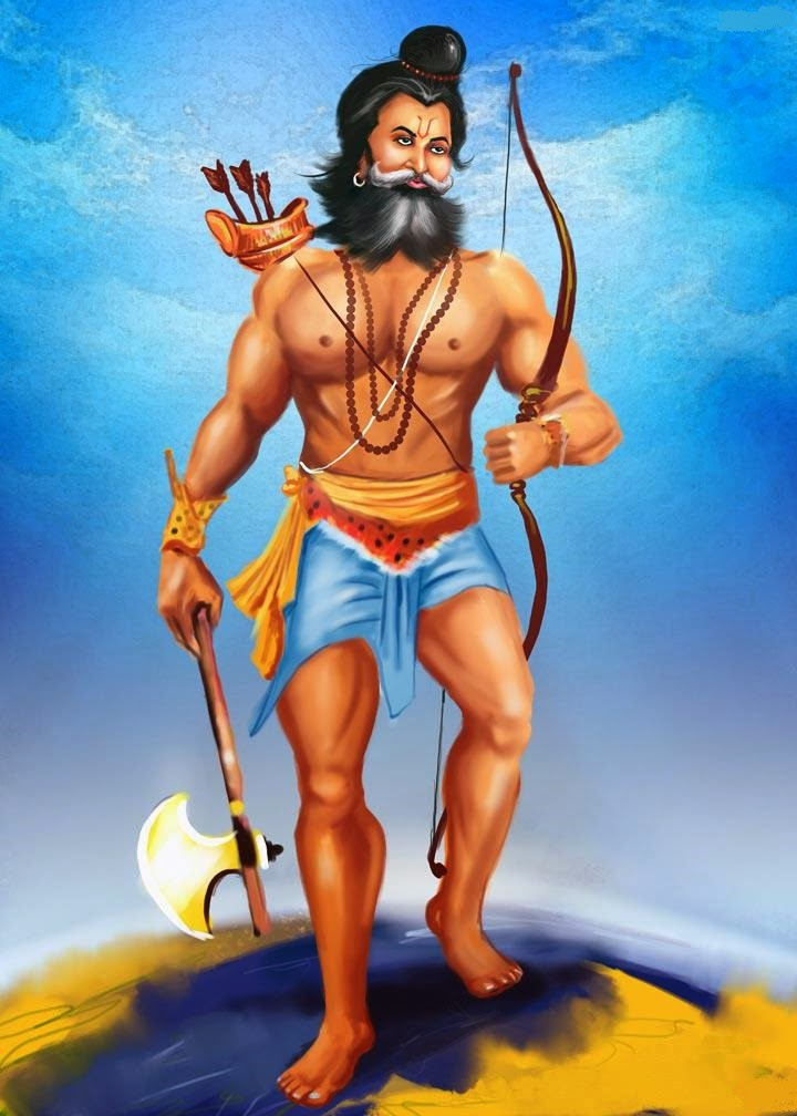 Famous Lord Parshuram Pictures 3D for free download