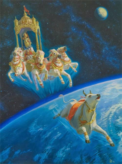 Prithu Lord Of Vishnu
