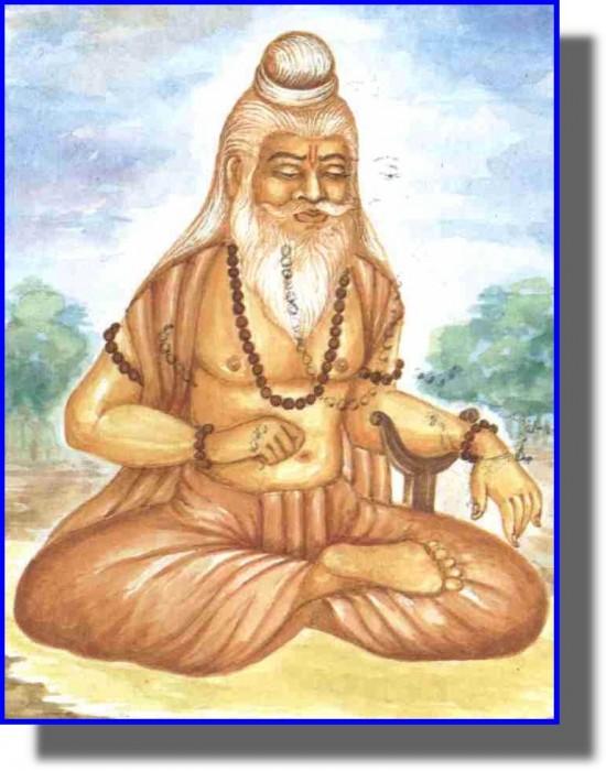 Rishi durvasa Ji Avtar of Lord Shiva Ji