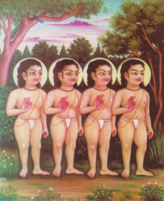 Sankadi Muni Bhagavan