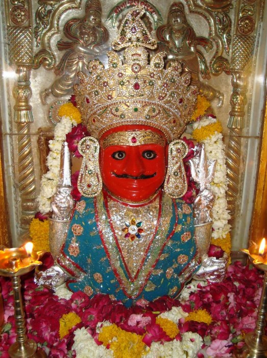 Shri Nakoda Bhairav Ji From Tirth