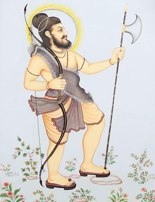 Shri Vishnu Avtar Of  Parshuram Ji
