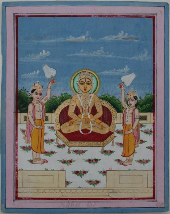 Shri Vishnu Ji Avataras- Lord  Rishabha