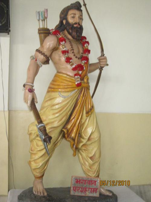 Statue Of Parshuram Ji